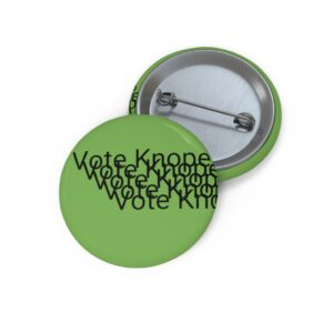 Parks and Rec Vote Knope pin
